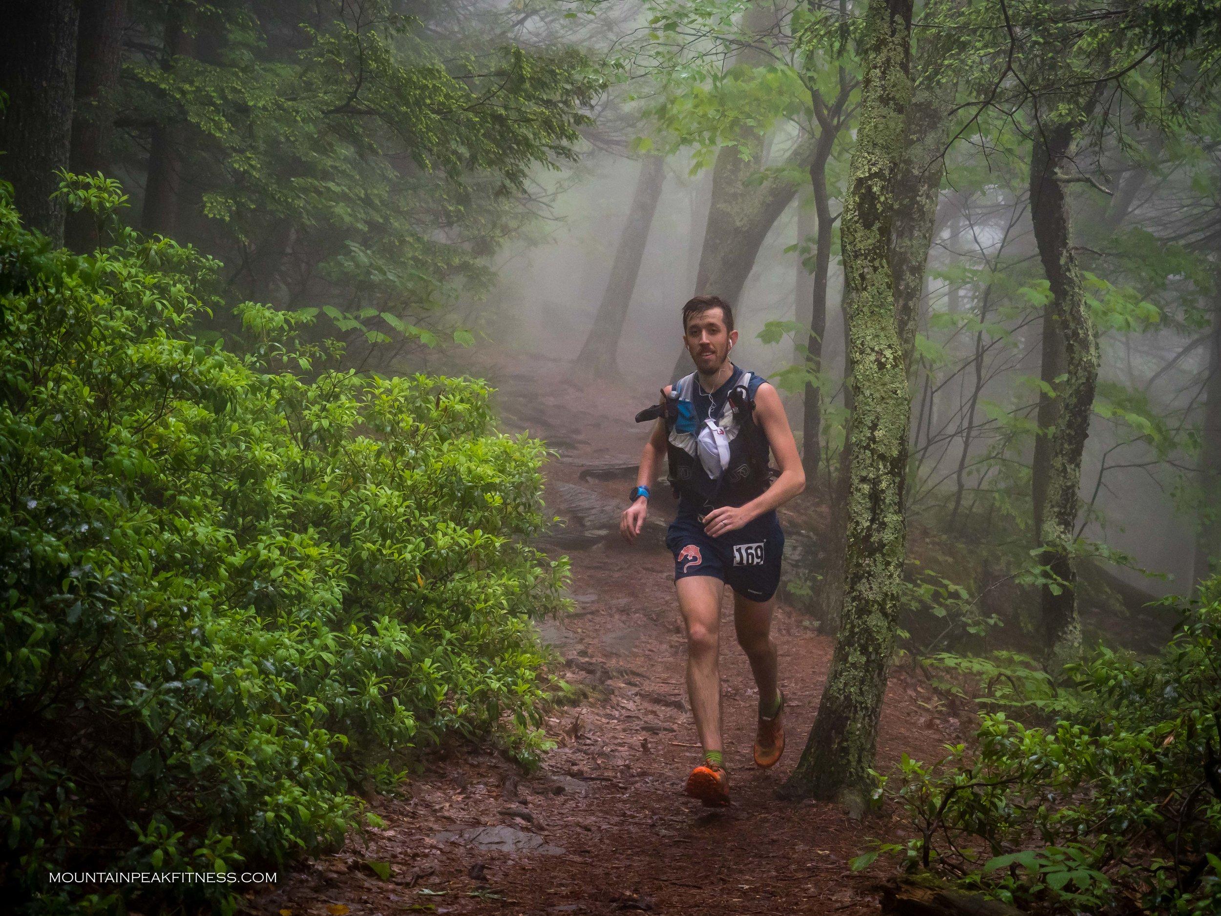 The last mile of Escarpment! Photo: Joe Azze • MPF