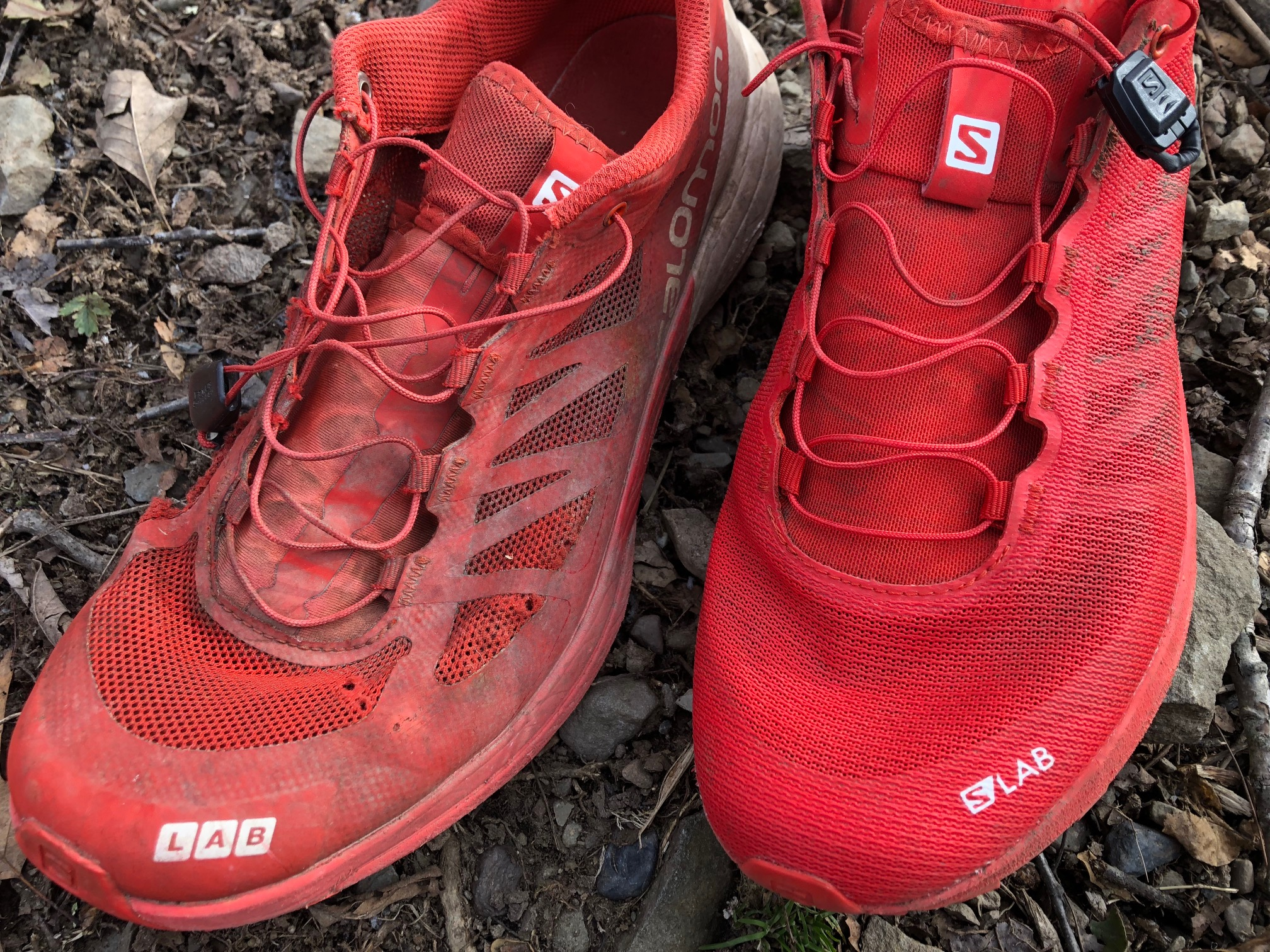 new product 58dad d1410 Salomon S/LAB Sense 7 FG Shoe Review — Mountain Peak Fitness