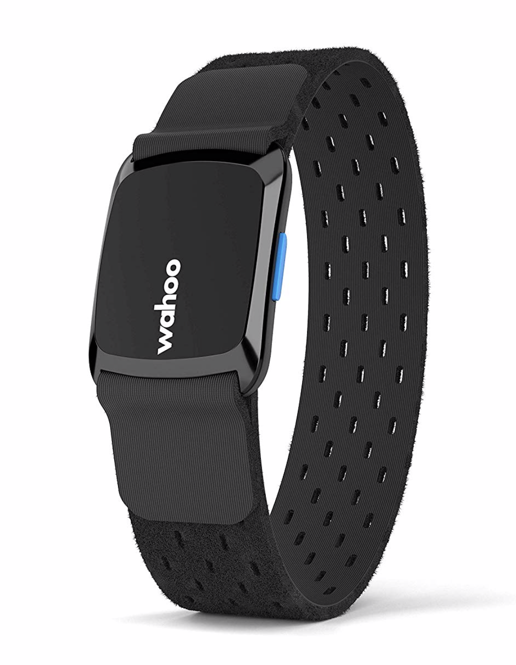 Wahoo TICKR FIT Bluetooth Heart Rate Monitor  - Made from advanced performance materials, TICKR FIT's band is made to fit comfortably around your arm, yet securely during intense activity.
