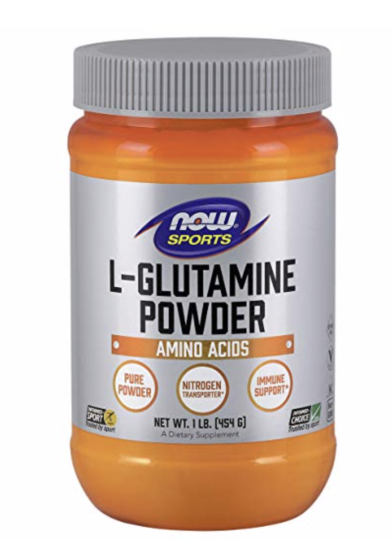 Glutamine  - This is an old staple for any athlete. The more stress the body is physically and mentally under, the more important glutamine becomes. Glutamine helps & aids the digestive, immune & muscular system. Promoting healing & recovery from hard workouts.