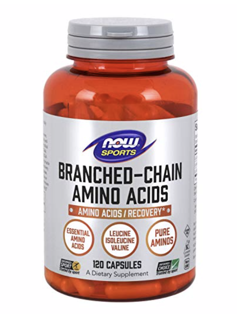 Now Sports BCCAA's  - Endurance Amino compares extremely well to high priced amino acid tablets on the market, at a fraction of the cost. The foundation of Endurance Amino is the three Branched Chain Amino Acids, or BCAA (l-leucine, l-isoleucine, l-valine), supplementation of which helps delay exercise-induced or central nervous system-induced fatigue, improve immune system reaction, and enhance recovery. Another amino acid, l-alanine, is included in the Endurance Amino formula. The liver can convert l-alanine into glucose as needed, which the bloodstream transports to the muscles for energy. Additionally, l-alanine aids in the synthesis of pantothenic acid (Vitamin B5), which is also needed for protein, fat, and carbohydrate metabolism.