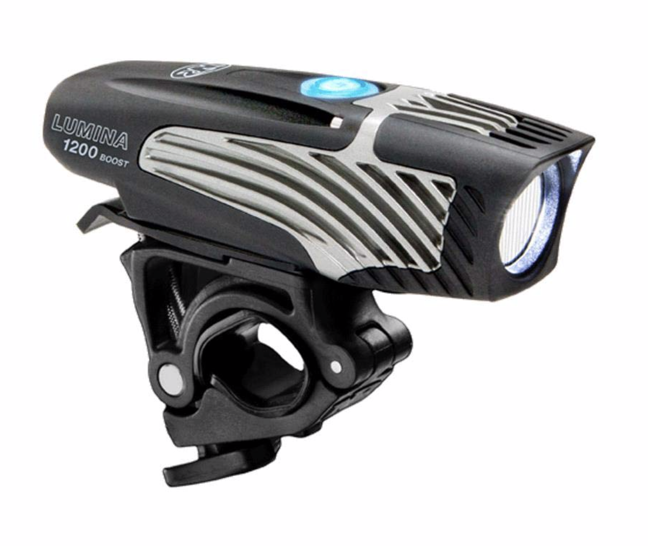 NiteRider Lumina 1200 Light  - A USB Rechargeable Cycling light with a run times of 1.5 hours on High (1200 lumens), 3 hours on Medium (350 lumens), 6 hours on Low (275 lumens) and 18 hours on Walk (75 lumens).  $95 on Amazon