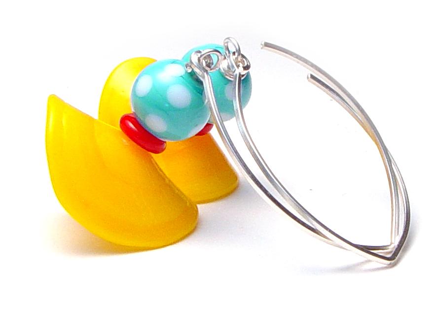 Dancing Shoes Earrings - $50 - JillSymons.com