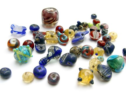 Burnt Offerings - JillSymons.com first beads!!
