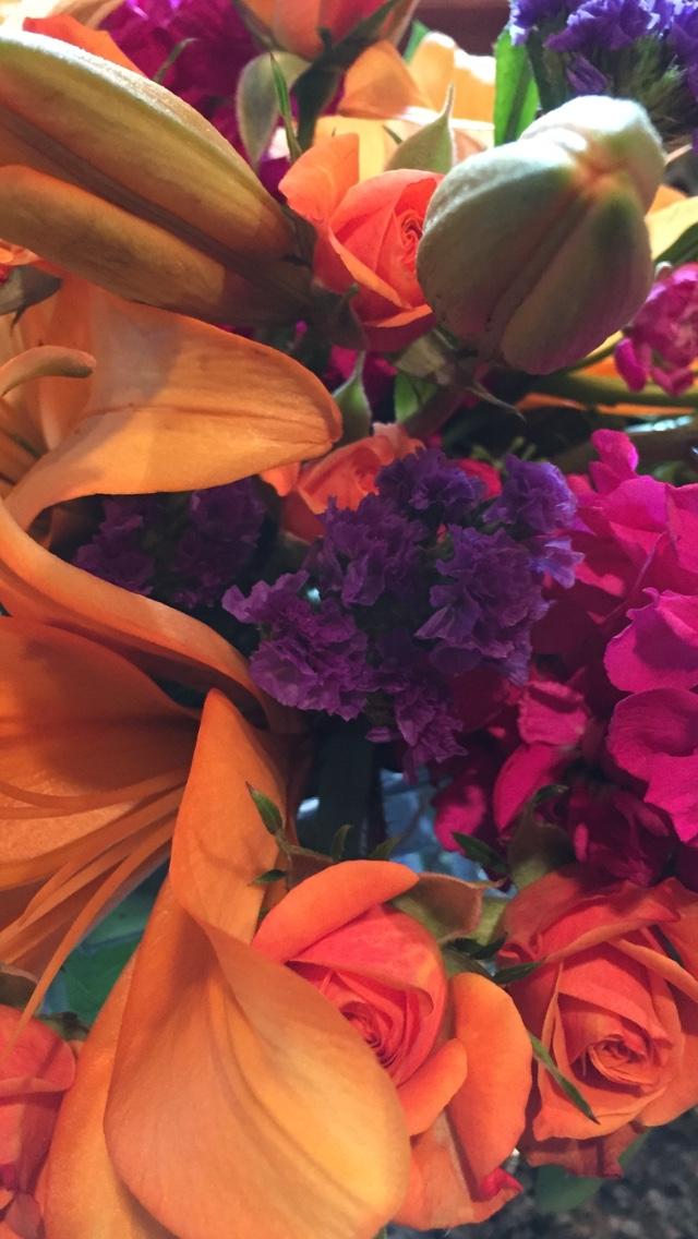 Pretty Birthday Flowers