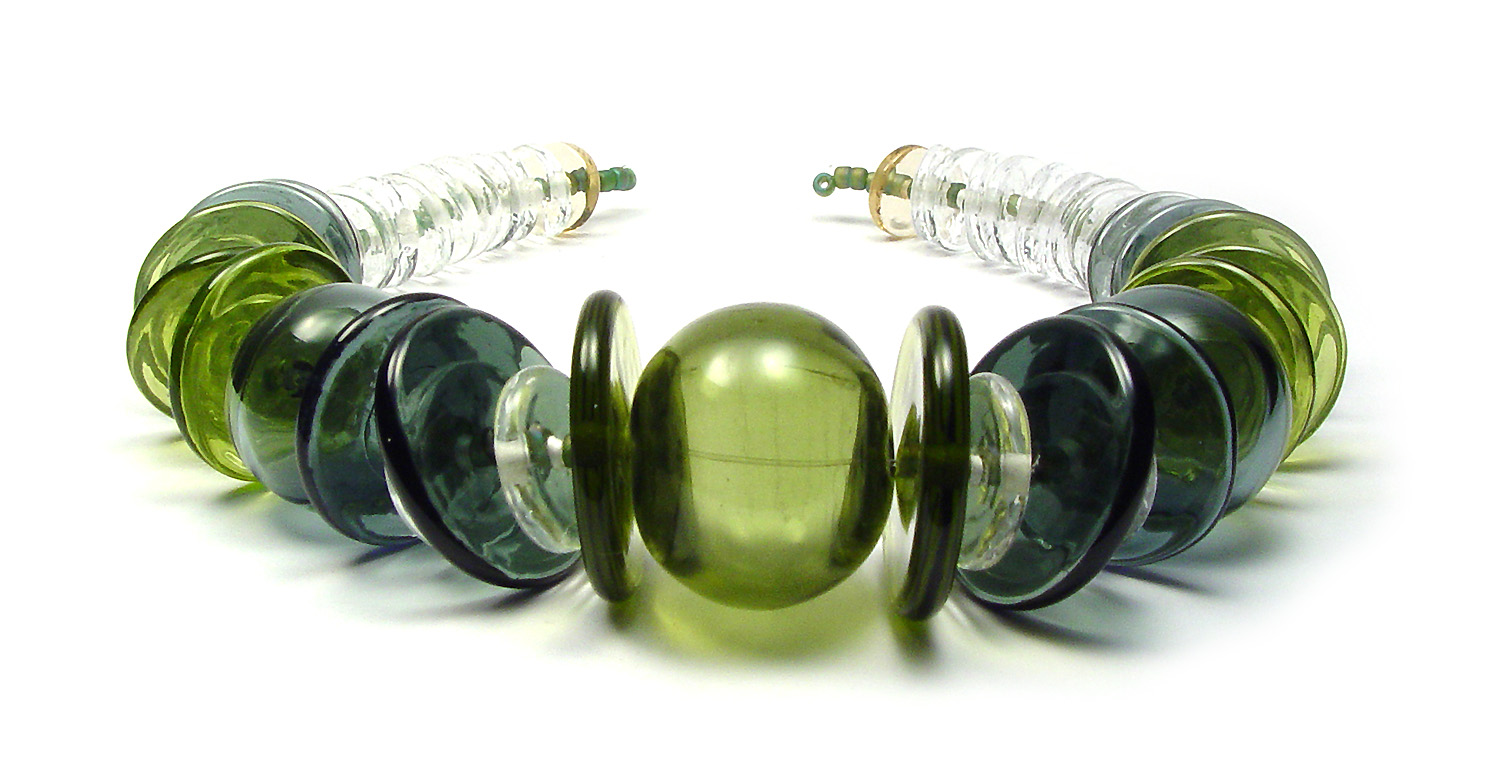 JillSymons.com Lampwork Hollow Transmission Set - $155