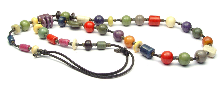 Smalls Necklace - $100 JillSymons.com Lampwork