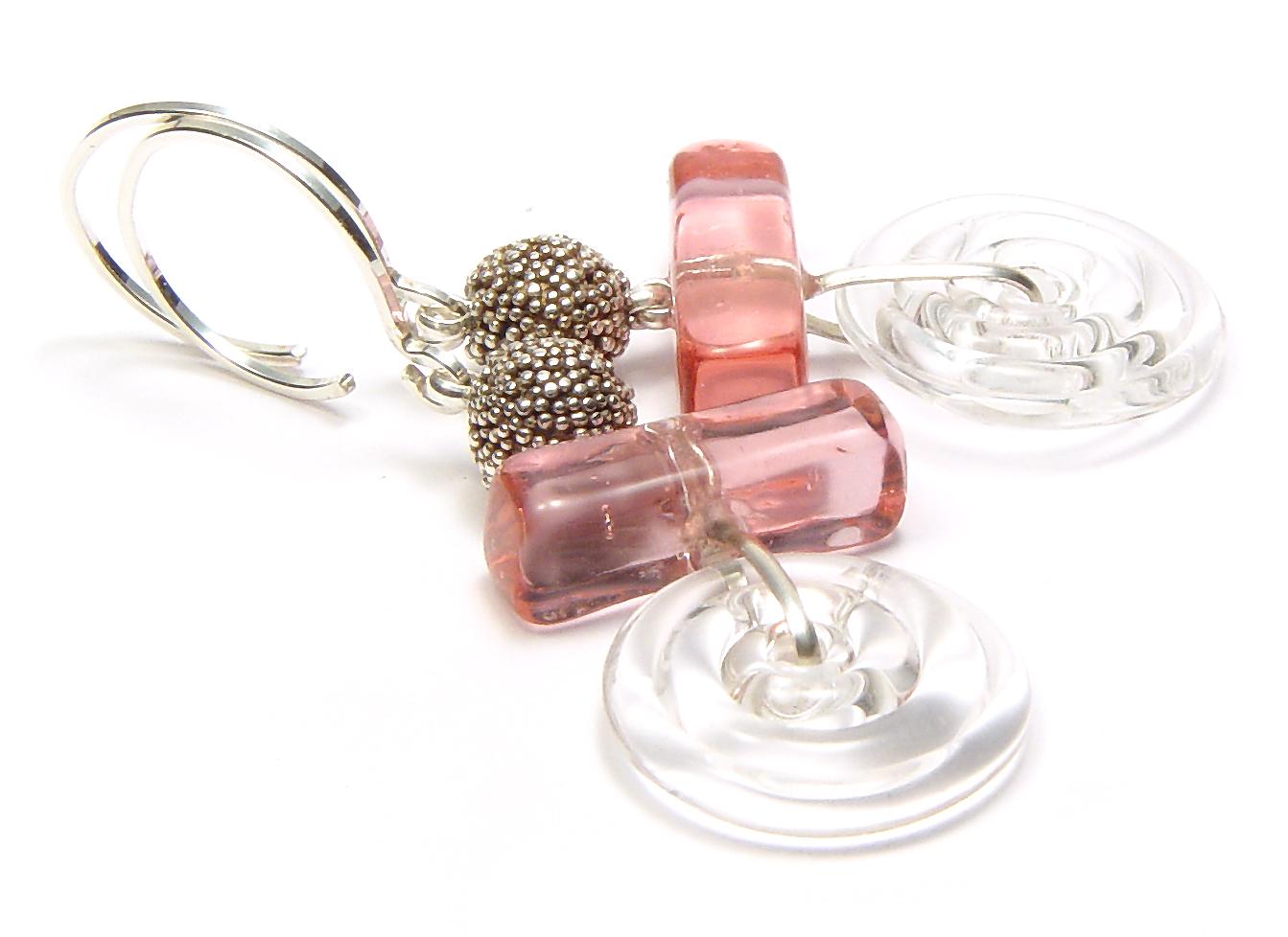 Pinky Spinners - $50 JillSymons.com Lampwork