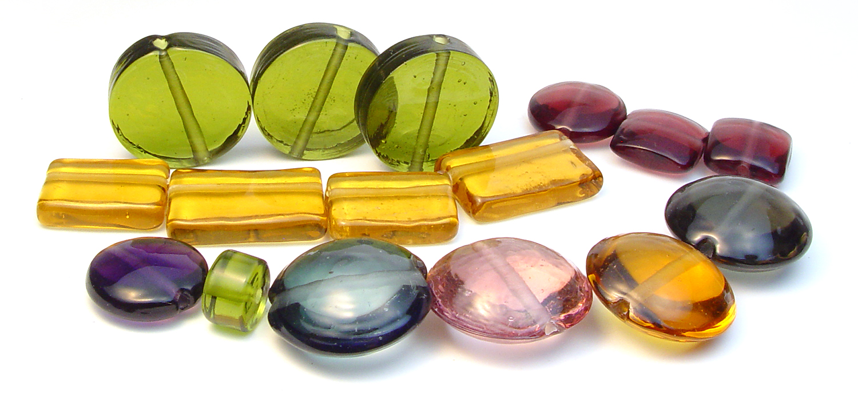 Chunky Color - $75 JillSymons.com Lampwork