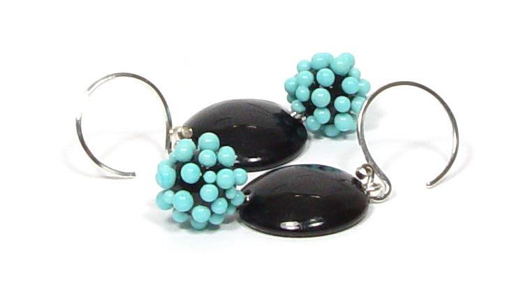 Turquoise Summer - $50 JillSymons.com Lampwork
