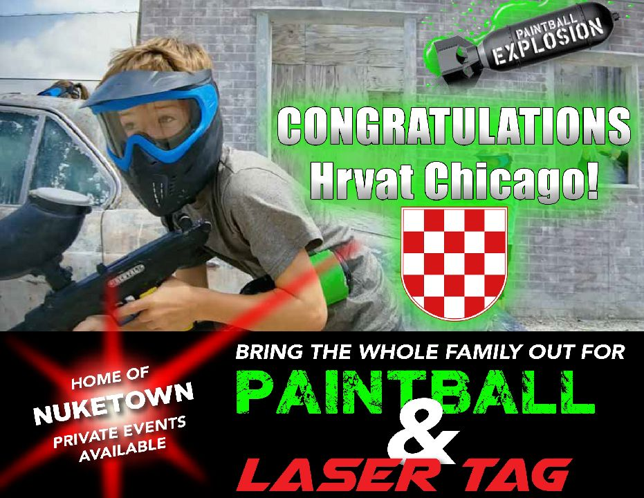 HRVAT Chicago Paintball Day    April 8, 2018 Click  HERE  for link