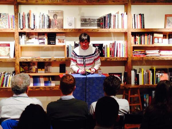 The  Sackett Street Writers Workshop  holds a regular reading series at  BookCourt  and Jason was included in a fabulous February 24th lineup, along with  Ivy Pochoda ,  Howard Feinstein , and  Molly Rose Quinn .
