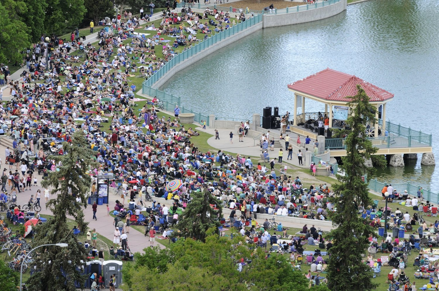2019 Concert Calendar — City Park Jazz | A Celebration of Community