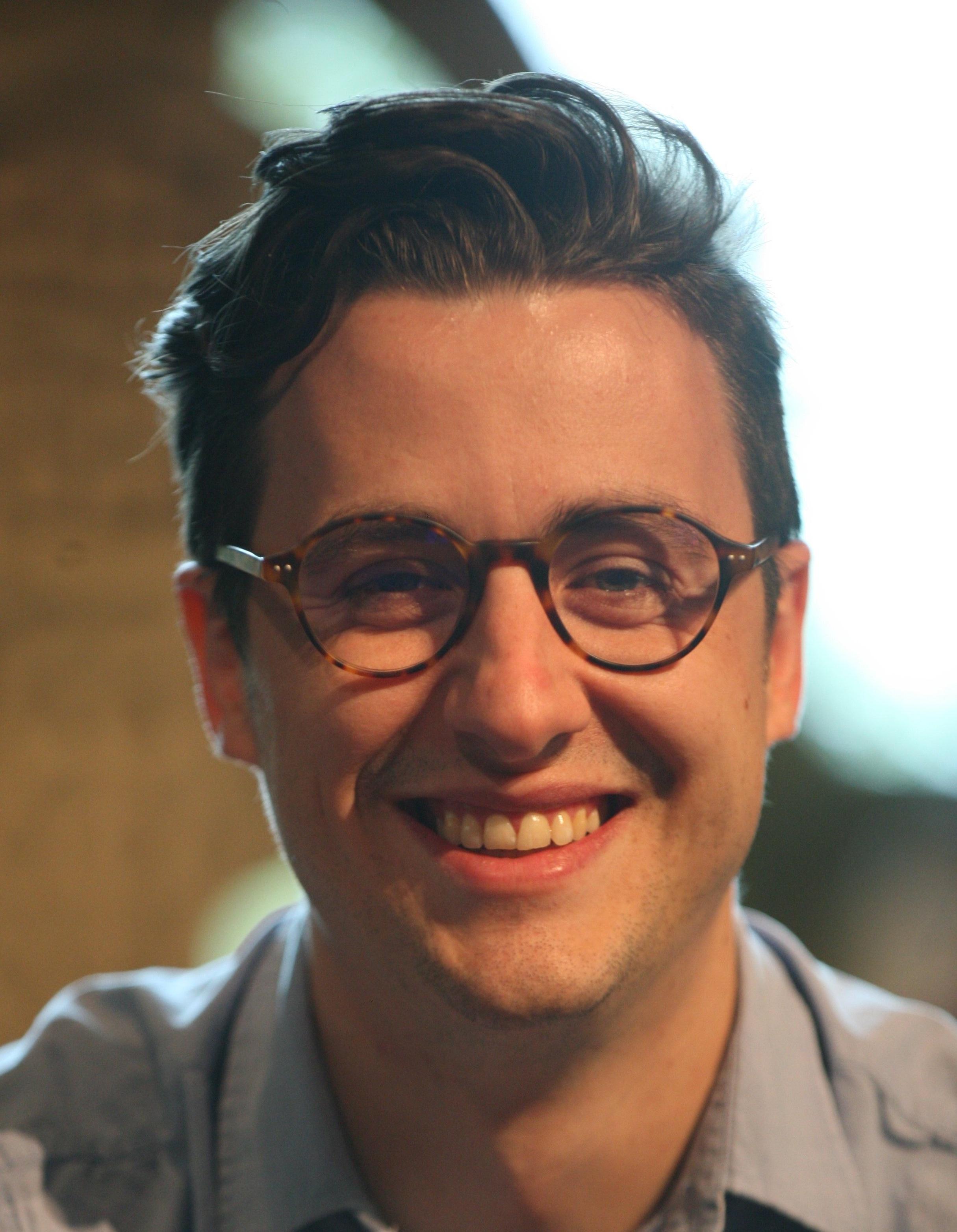 Youth Pastor, Jon Beadle