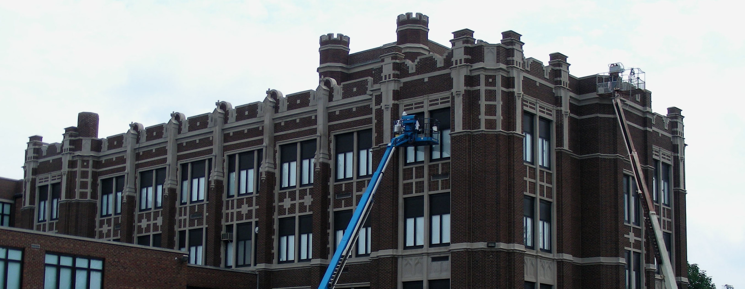 Elder Highschool Restoration