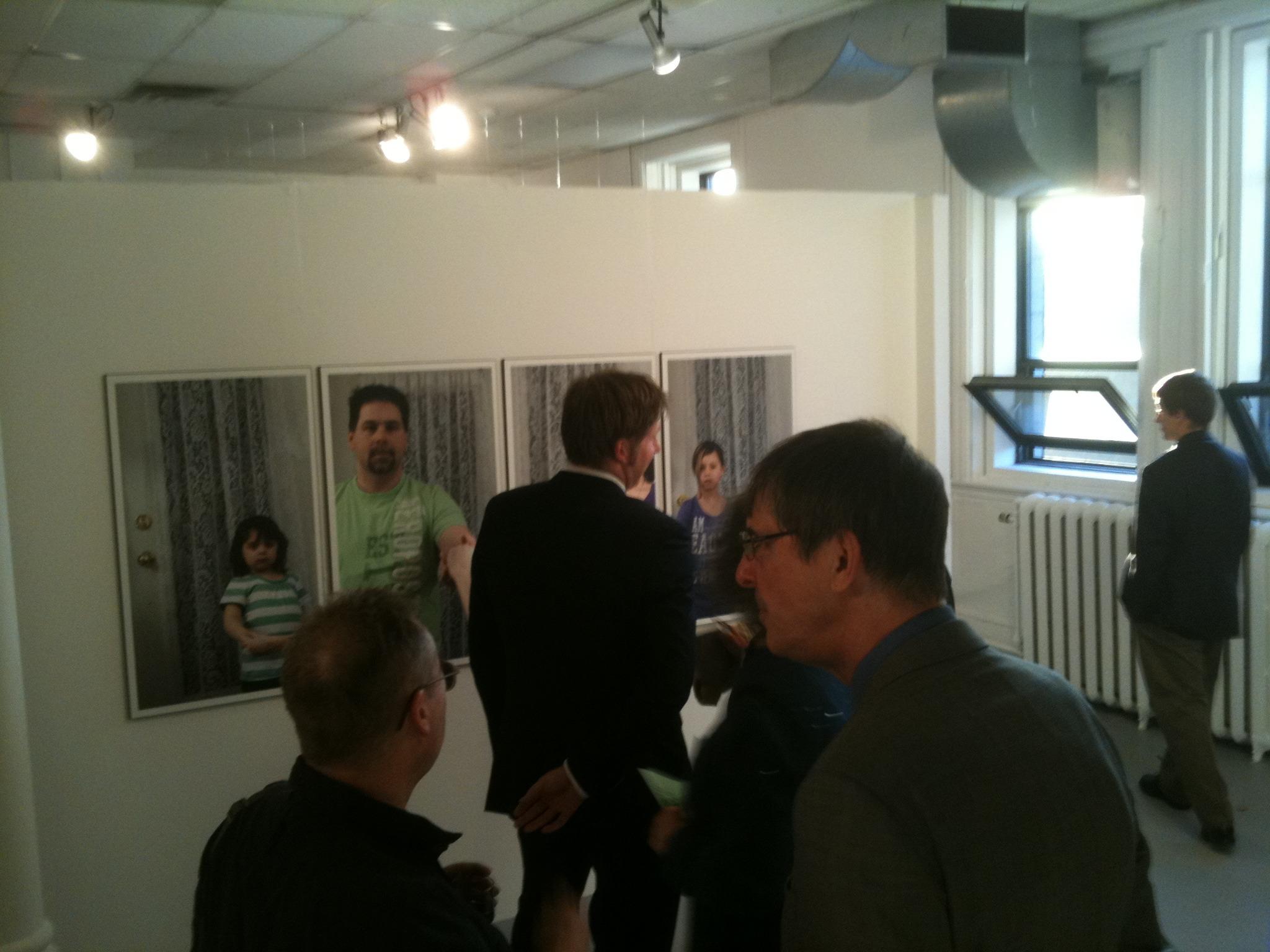Index: uOttawa BFA Exhibition
