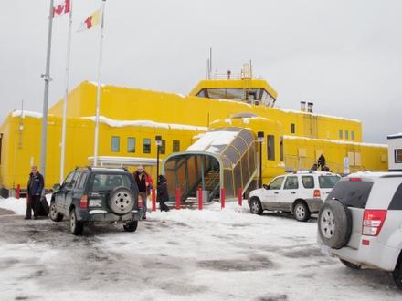 The Elementary School in Iqaluit