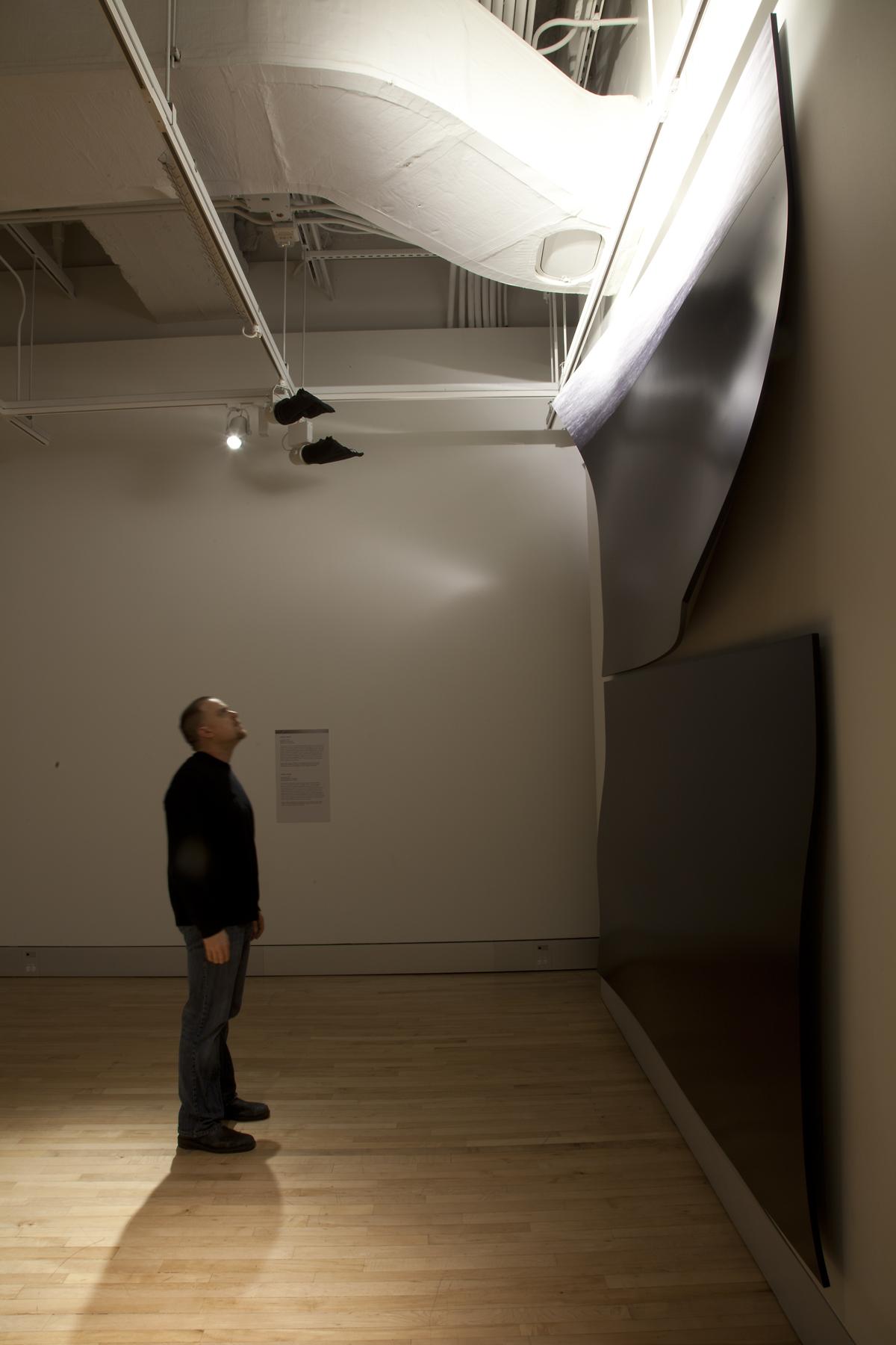 Nox Borealis installation view