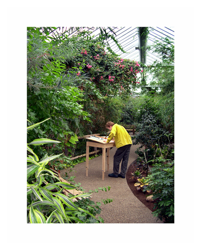 """Artist Draws Dead Specimens Usnig a Camera Lucida in the Butterfly conservatory , C-print, 15x19 in, 2004                 0     0     1     15     91     University of Ottawa - Université d'Ottawa     1     1     105     14.0                            Normal     0                     false     false     false         EN-US     JA     X-NONE                                                                                                                                                                                                                                                                                                                                                                                                                                                                                                                                                                                                                                                                                                                    /* Style Definitions */ table.MsoNormalTable {mso-style-name:""""Table Normal""""; mso-tstyle-rowband-size:0; mso-tstyle-colband-size:0; mso-style-noshow:yes; mso-style-priority:99; mso-style-parent:""""""""; mso-padding-alt:0cm 5.4pt 0cm 5.4pt; mso-para-margin:0cm; mso-para-margin-bottom:.0001pt; mso-pagination:widow-orphan; font-size:12.0pt; font-family:Cambria; mso-ascii-font-family:Cambria; mso-ascii-theme-font:minor-latin; mso-hansi-font-family:Cambria; mso-hansi-theme-font:minor-latin;}"""