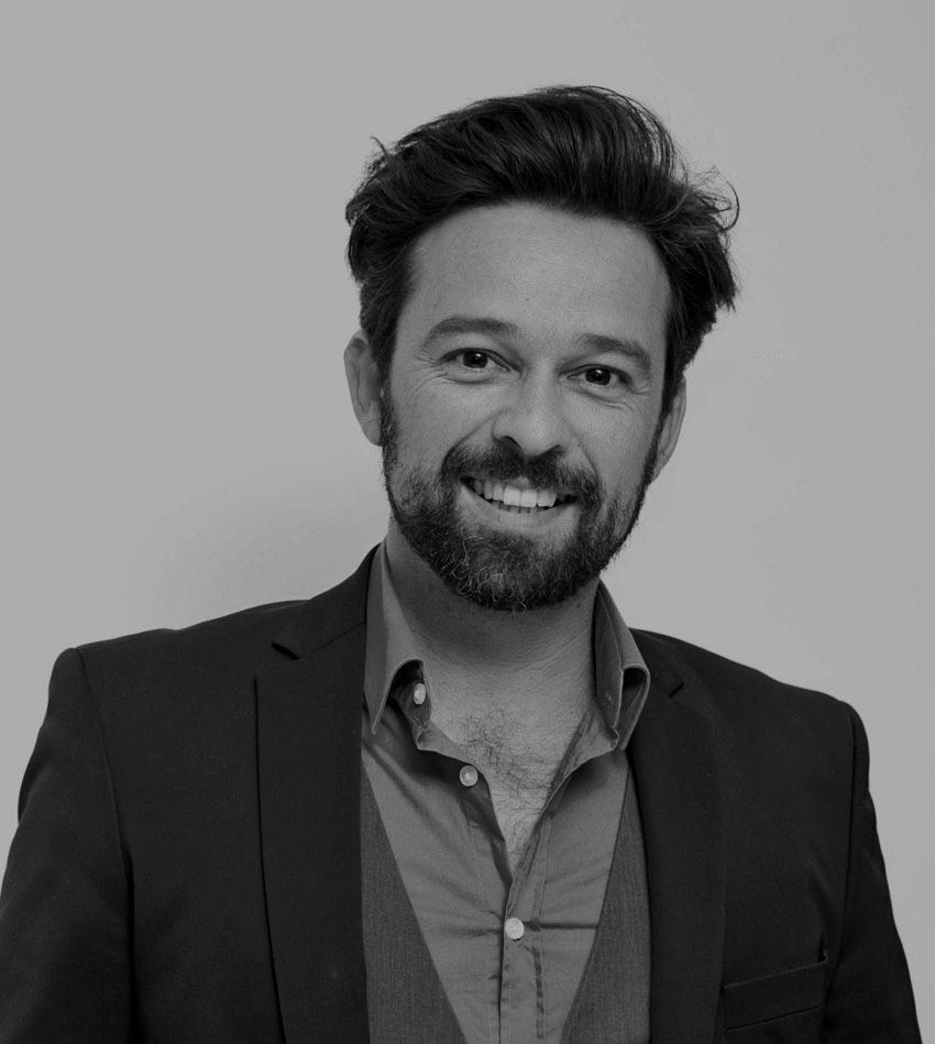 Florent Hirel - Directeur fondateur