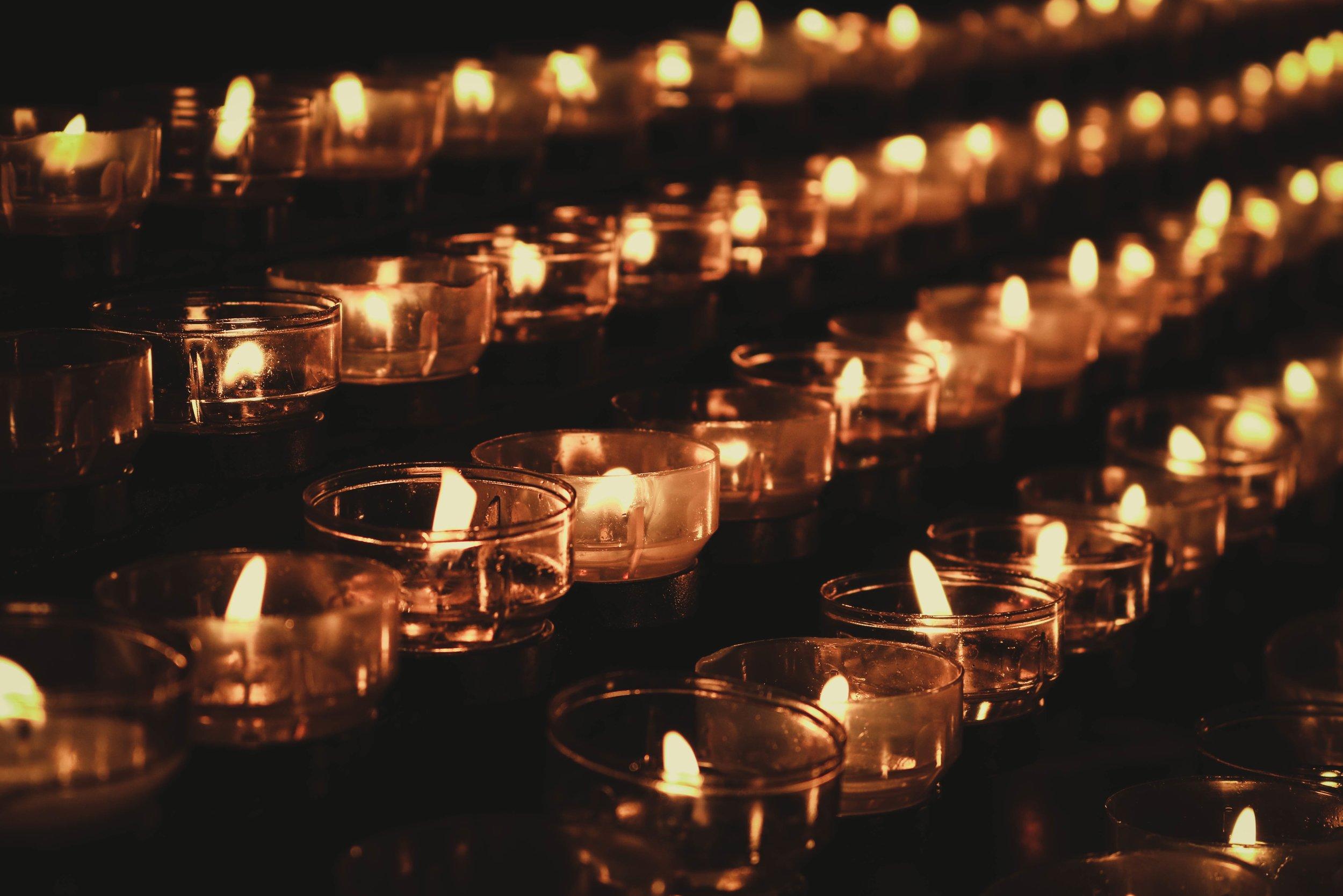 Carols and Candles  December 24th at 7pm