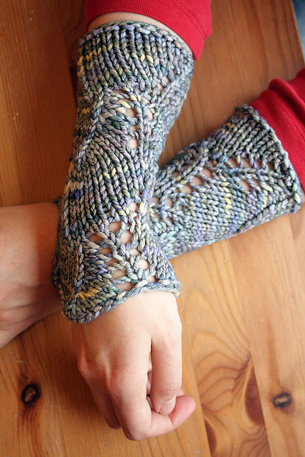 Opal Creek Mitts