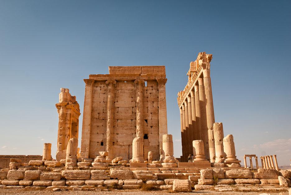 Palmyra: Temple of Baal - Stijn Nieuwendijk / Flickr