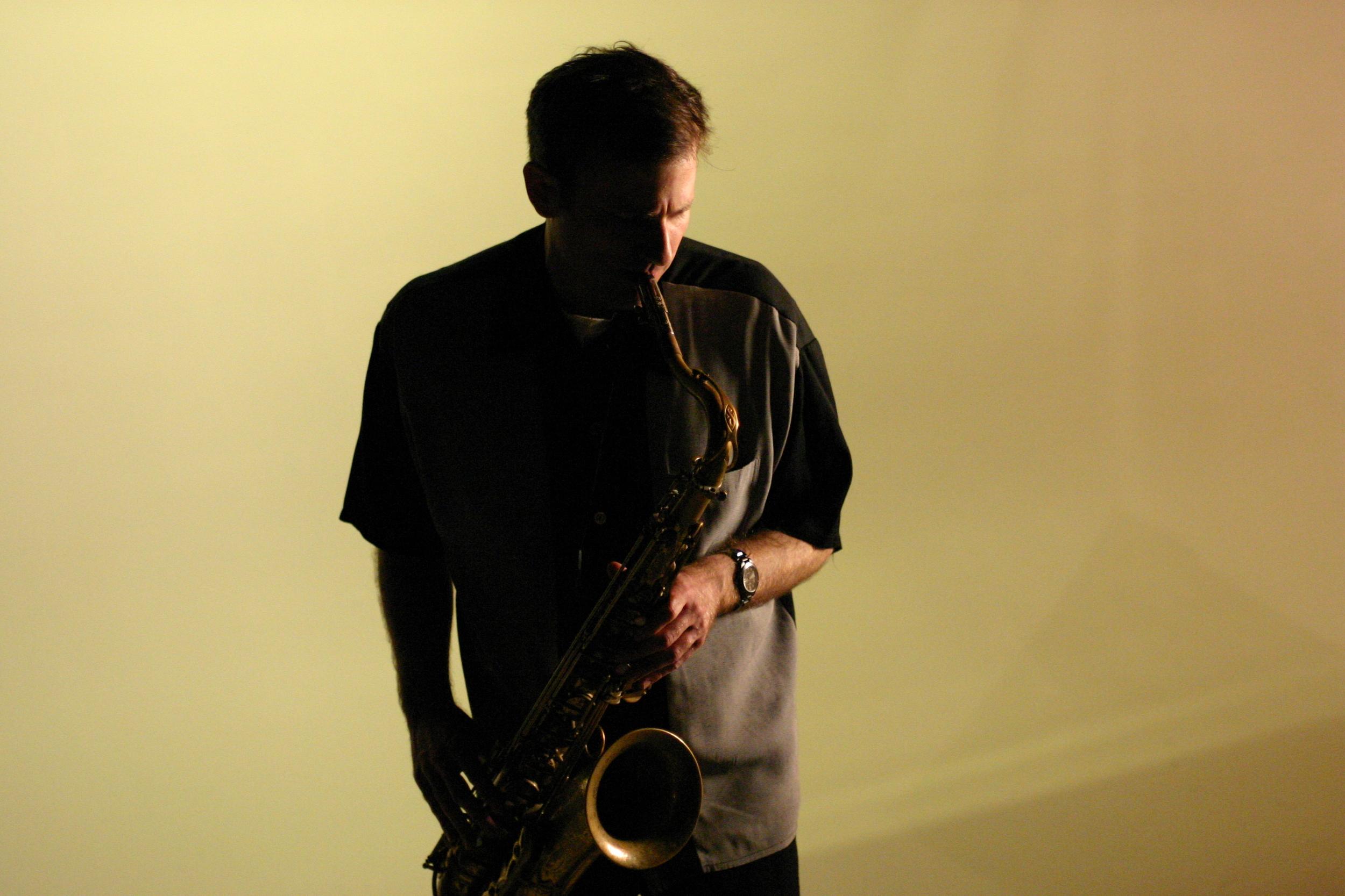 saxophone jazz rockabilly music
