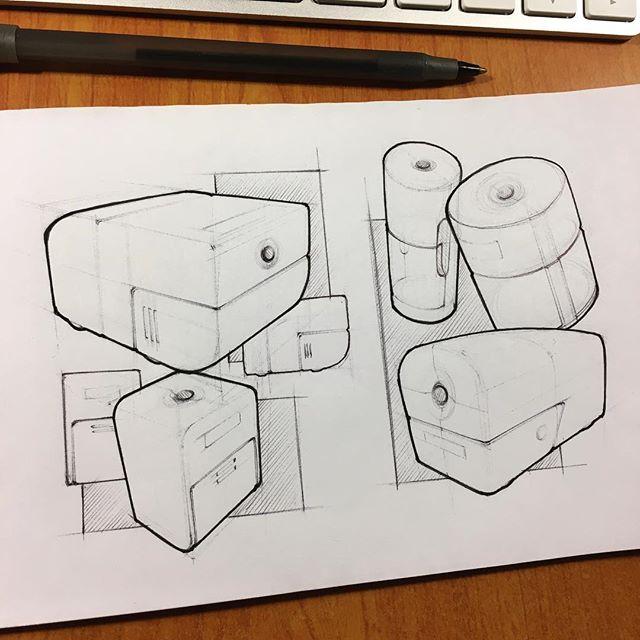 081 // 100 #industrialdesign #sketch #idsketching #sketchaday #productdesign #sketchbook #ideation #productdesignsketch #designer #onesketchaday #design #id #sketchdaily #idsketch #drawing