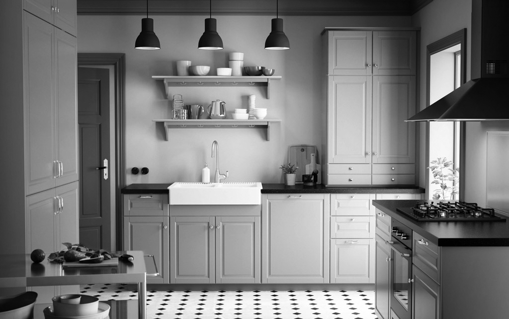 Kitchens can often be one of the smallest rooms in the house, and storage space in any kitchen is usually extremely limited