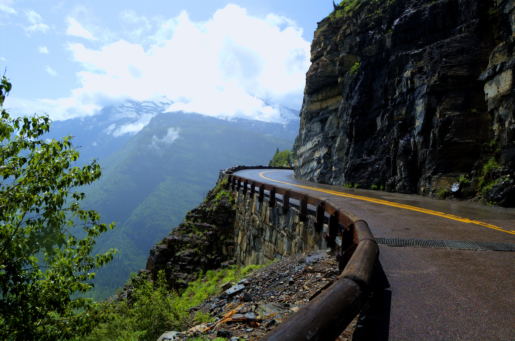 13. Going-to-the-Sun-Road, Glacier National Park, Montana