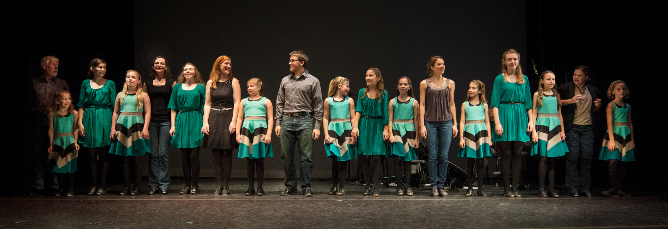 Shannon Dunne Dance Company, Kennedy Center Millennium Stage 2014