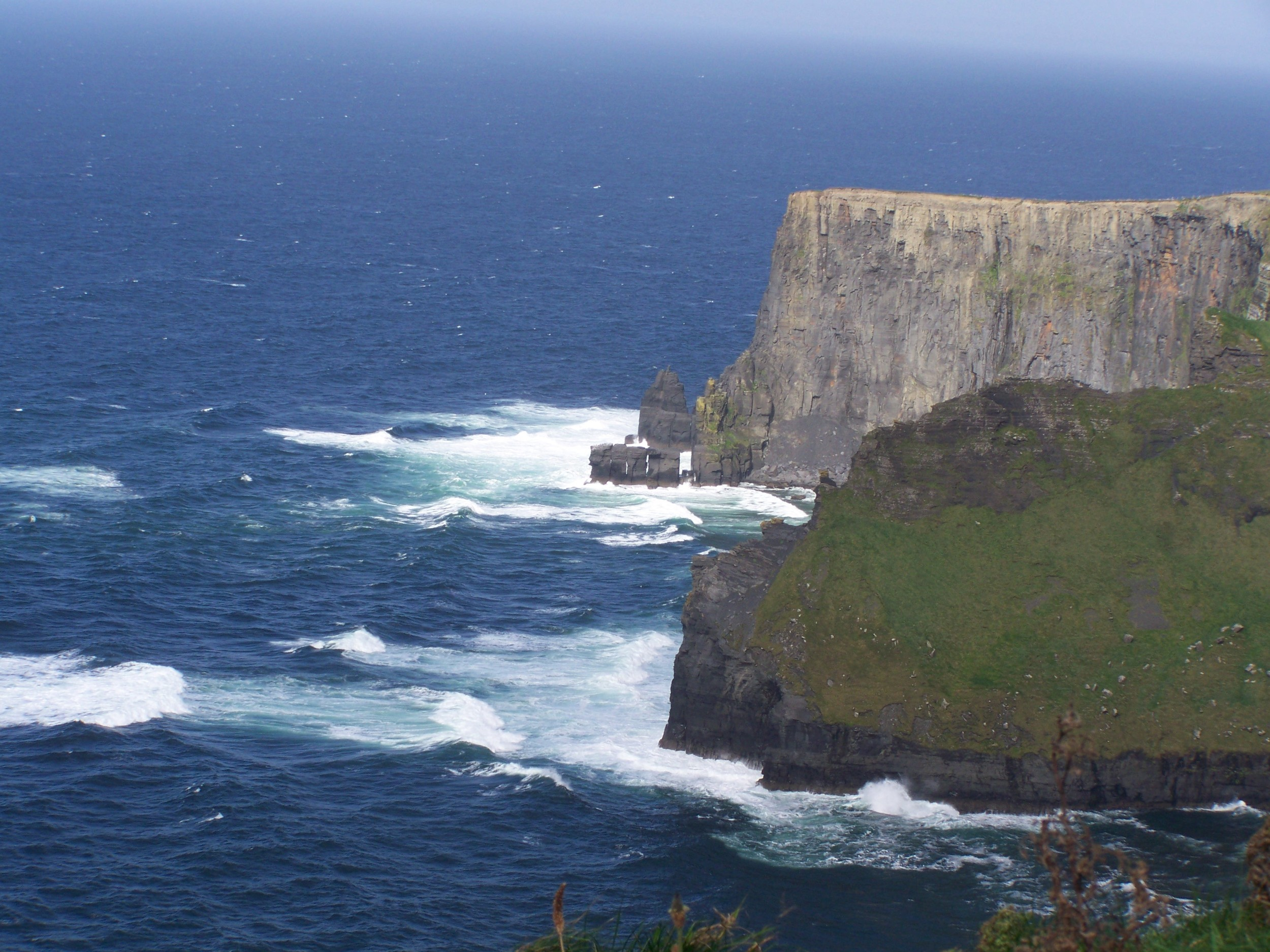 The Famous Cliffs of Moher