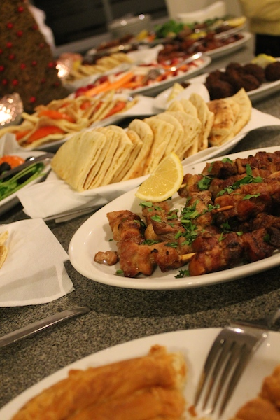 International Food Bazaar- Cyprus