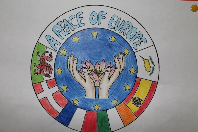 One of the Irish logo entries