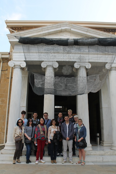 Visit to archaeological museum