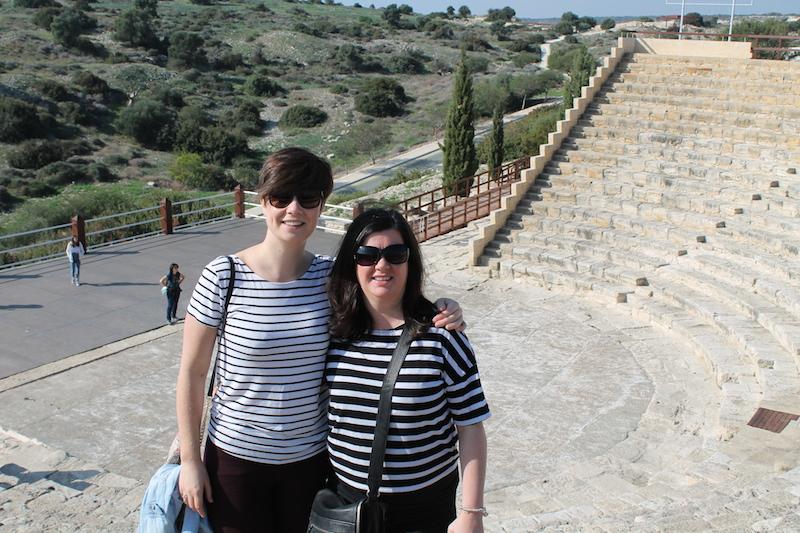 Visit to ancient amphitheatre
