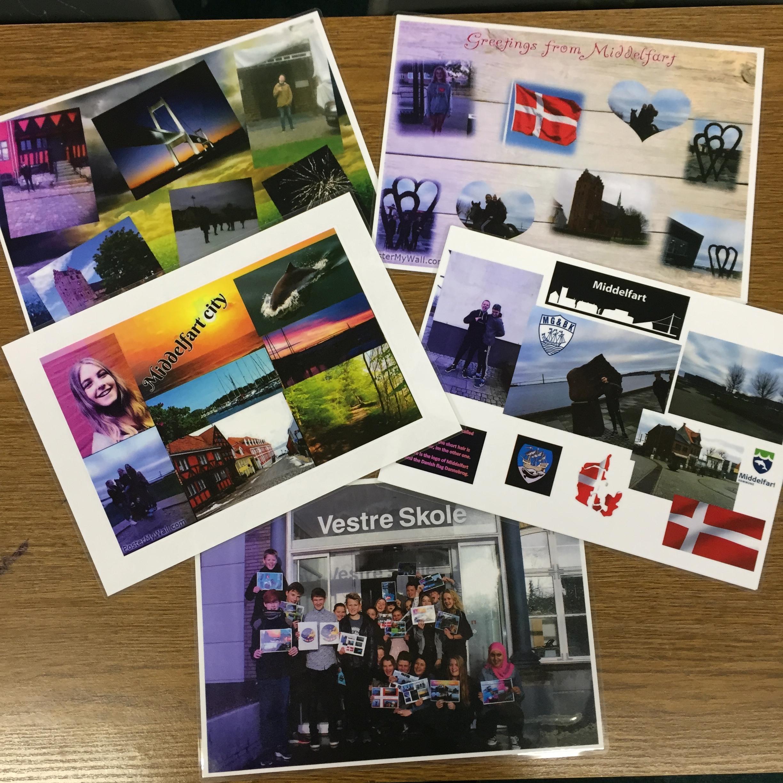 Postcards from Denmark