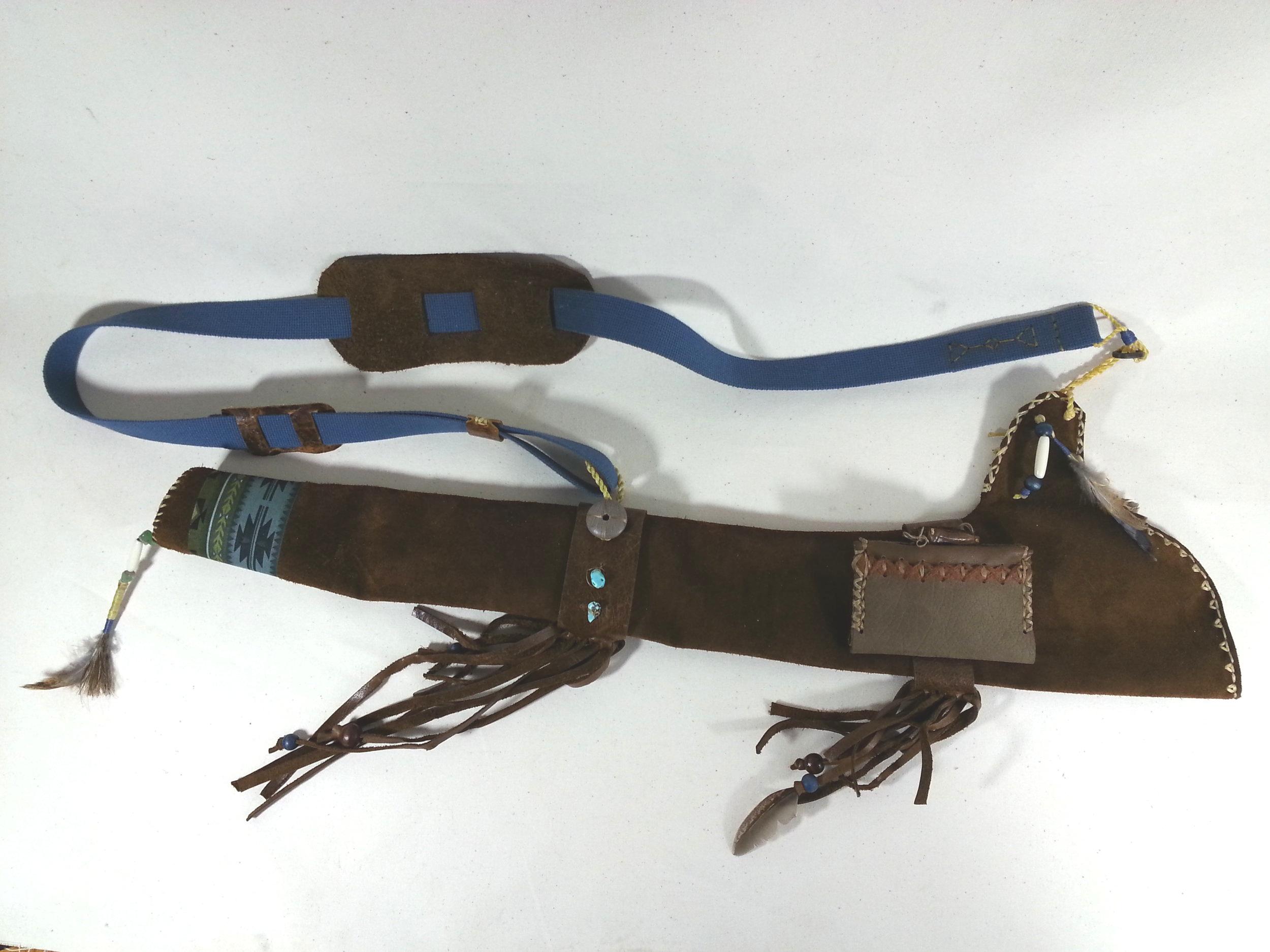 Amskapi Pikuni Plains Style Quiver
