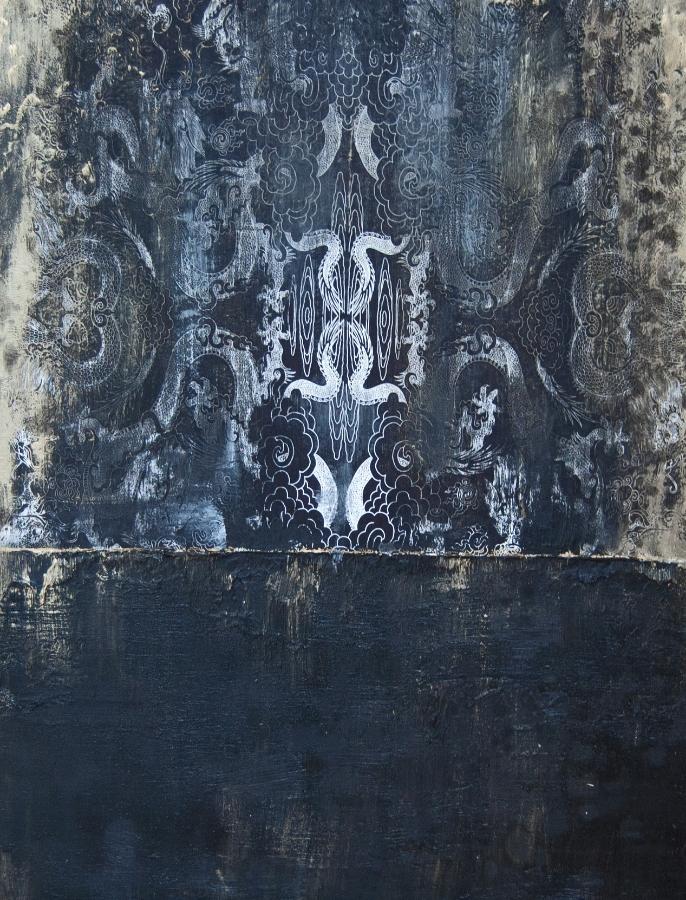 Patterns of Duality - Sarah Raskey Fine Art
