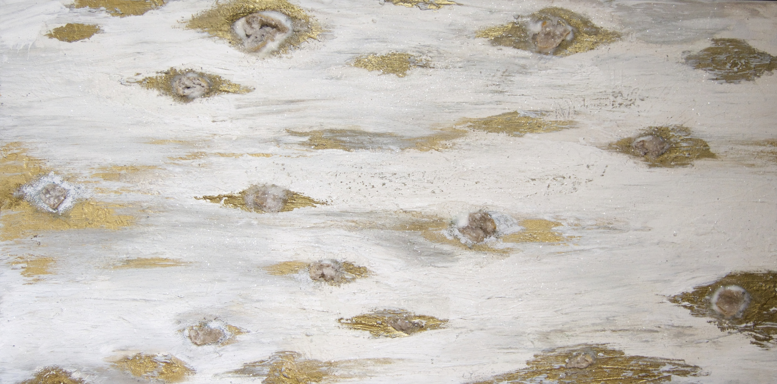 Crystals on the Clouds - Sarah Raskey Fine Art