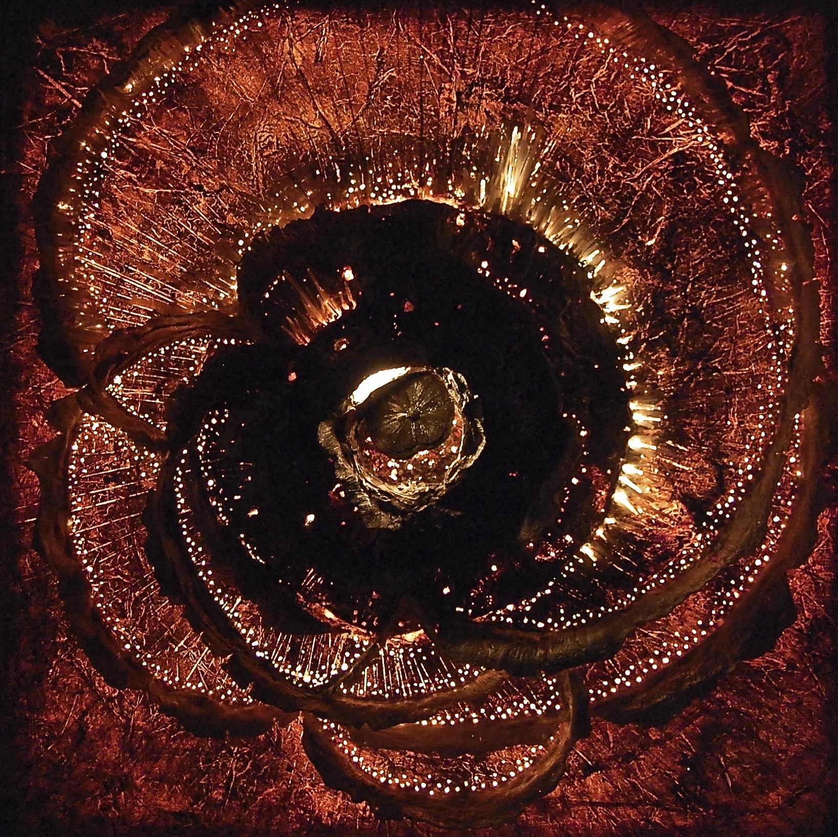 Mark of a Supernova - Sarah Raskey Fine Art