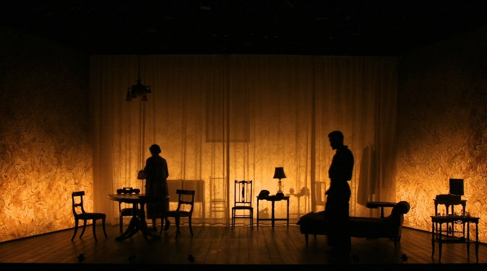 The Glass Menagerie,  Seattle Repertory Theatre, 2012