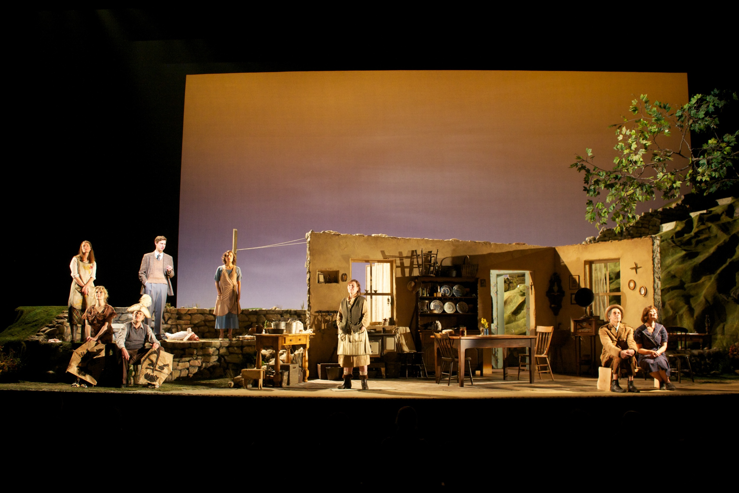 Dancing at Lughnasa,  Seattle Repertory Theatre, 2010
