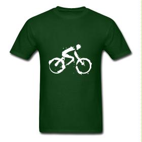 Men's -Migration- Bicycle T-Shirt - The Jinxes MERCH.png