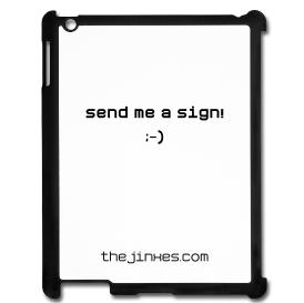 -Send Me A Sign- iPad 2-iPad 3 Cover - The Jinxes MERCH.png