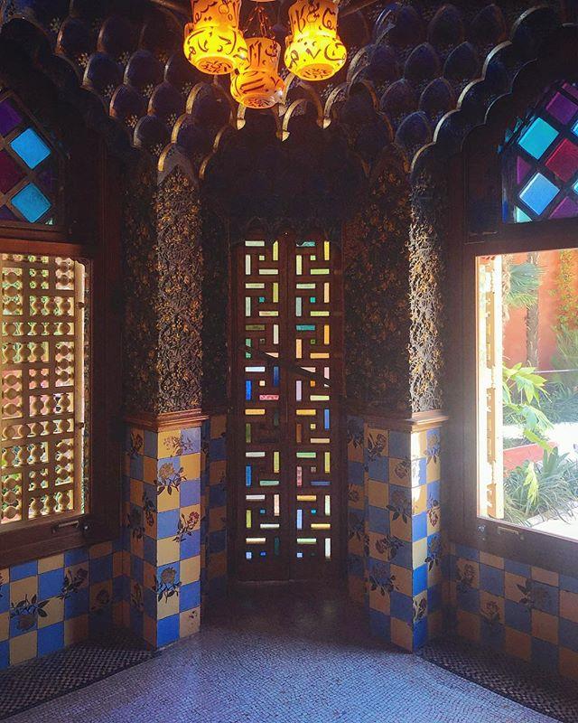 Gaudí designed this at 31. Everyone go home.