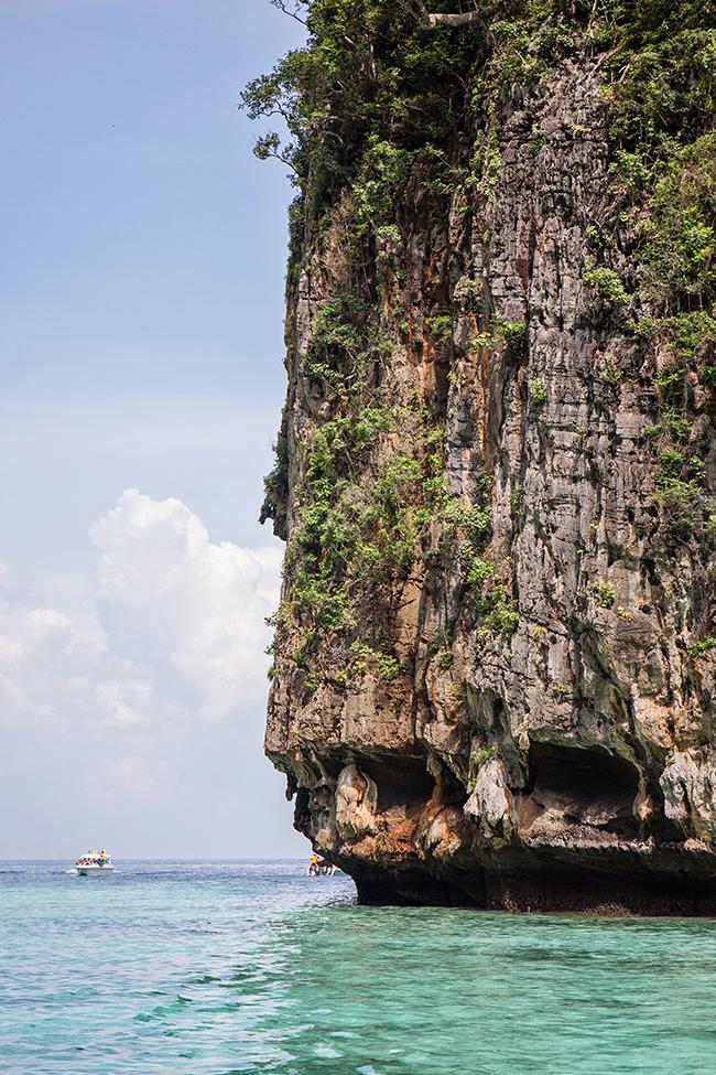 Near Phi Phi Island
