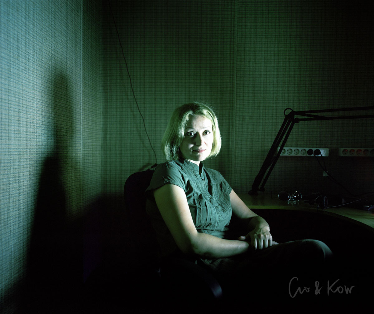 Documentary Portraits