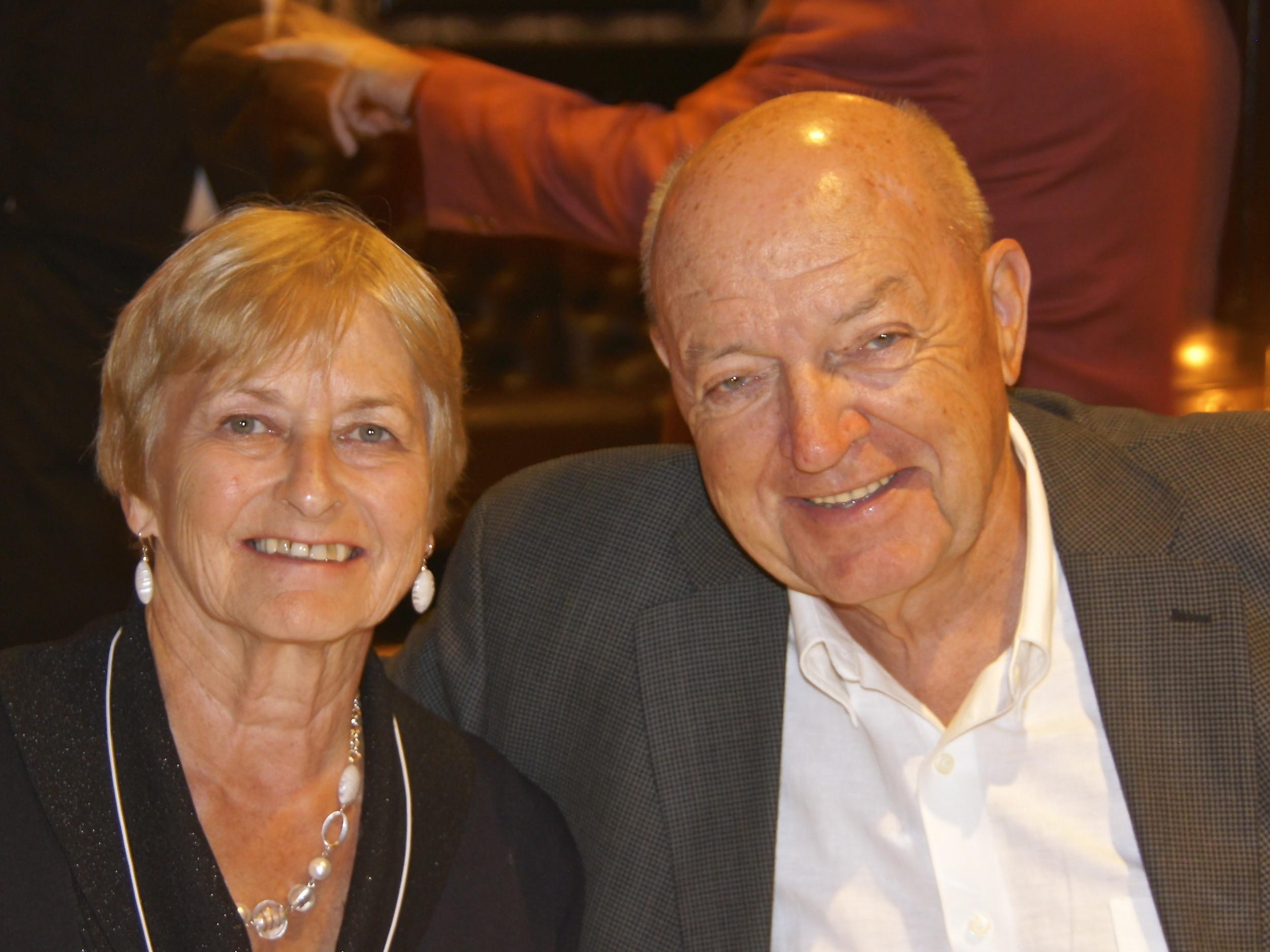 Gerri &Owen Ammans